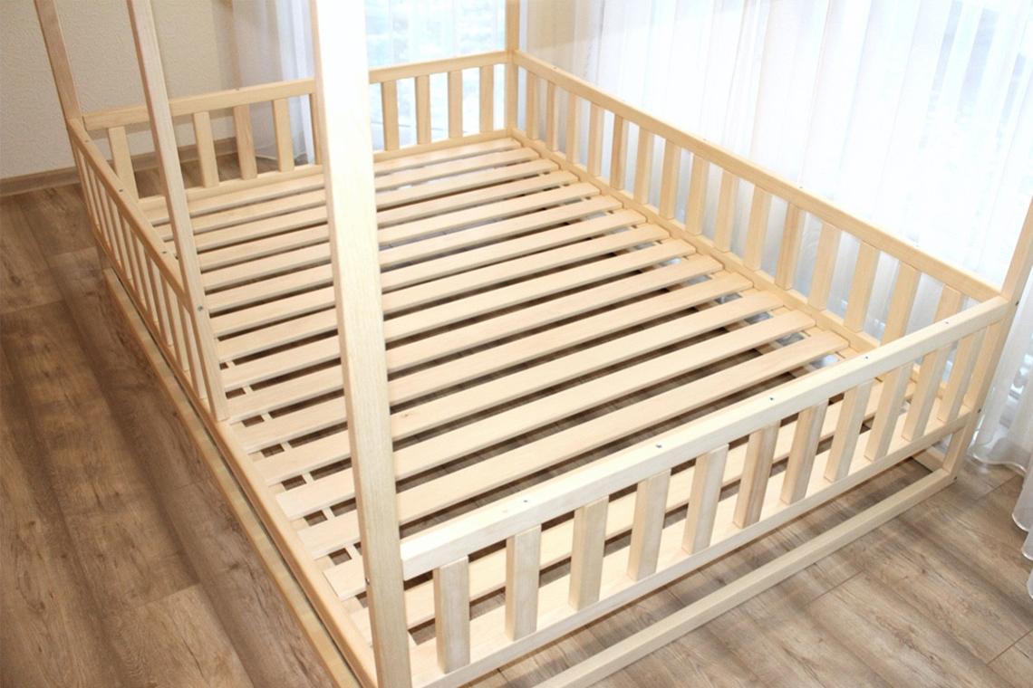 montessori yatak yapımı