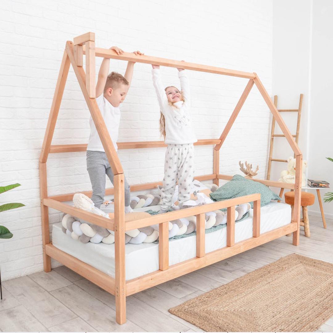 korkuluklu ev yatak modeli